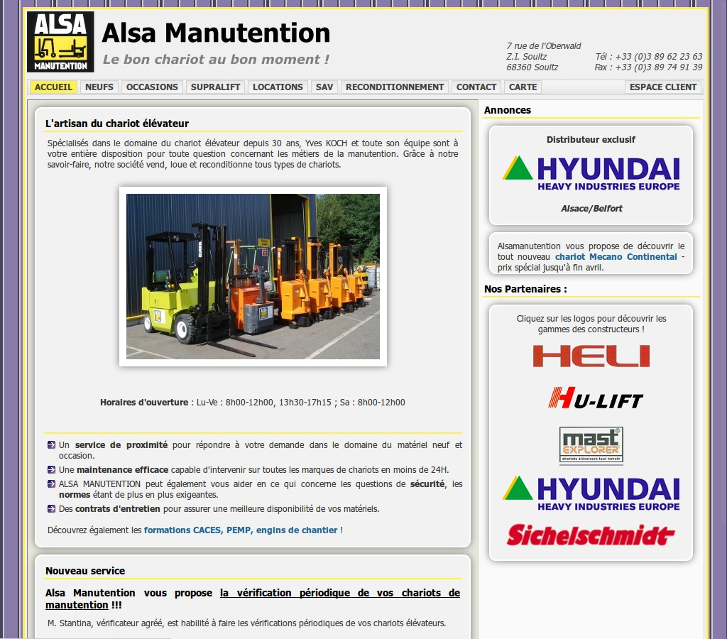 Alsa Manutention